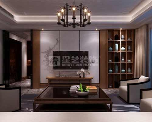新中式家装风格